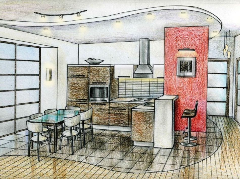 С чего начать выбор кухонного гарнитура