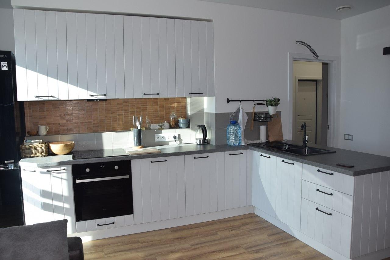 Защитим красоту кухни - советы по уходу за фасадами
