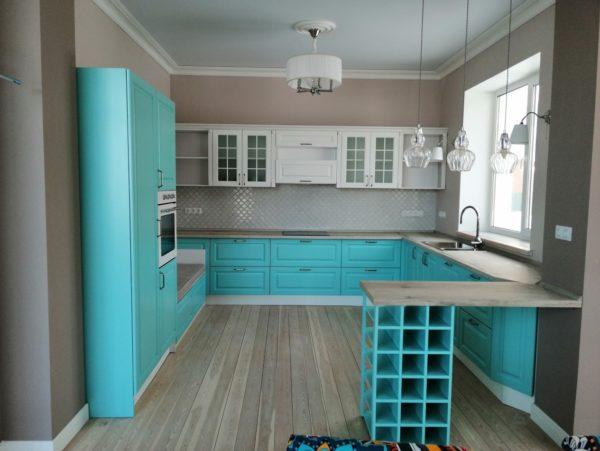 Кухня №166