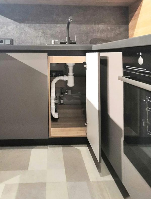 Кухня №125