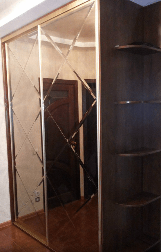 Шкафы-купе №95