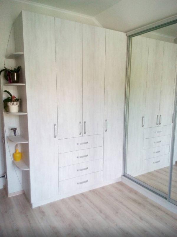 Шкафы-купе №117