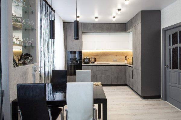 Кухня №395