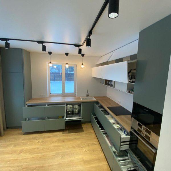 Кухня №448