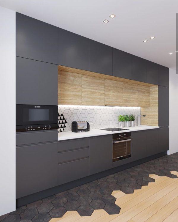 Кухня №386