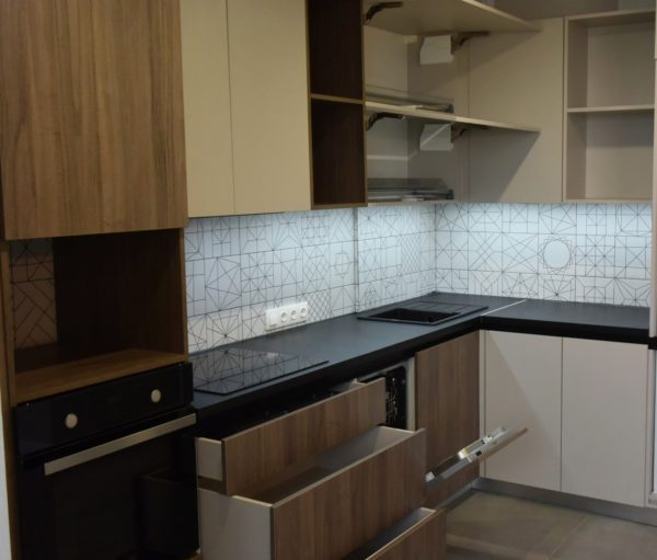 Кухня №387