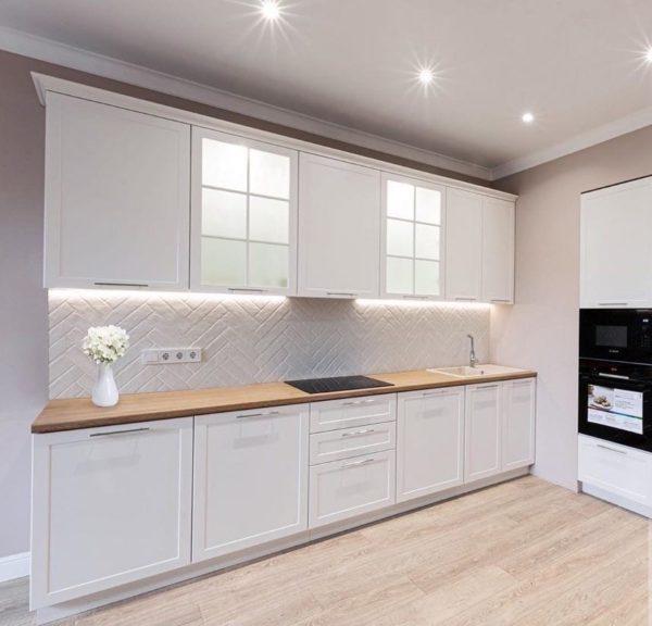 Кухня №490