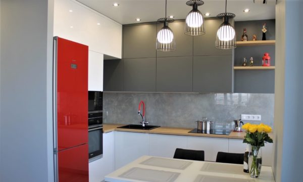 Кухня №492
